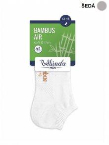 Bellinda Pánské nízké ponožky BAMBUS AIR IN-SHOE SOCKS BE497554-350