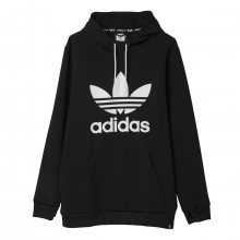 adidas Team Tech Hoodie černá XL