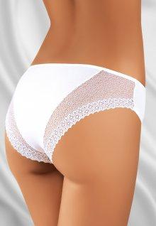 Dámské kalhotky BABELL 012 S Bílá