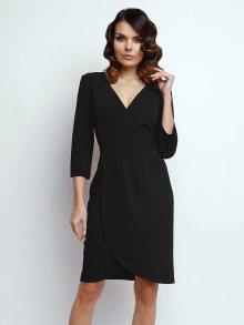 Naoko Dámské šaty AT52_BLACK