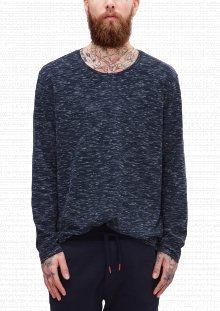 s.Oliver Pánské tričko 314474_602 tmavě modrá
