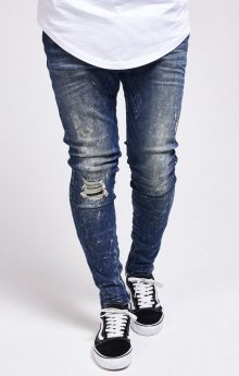 Acid Fight Ripped Jeans Hareem M