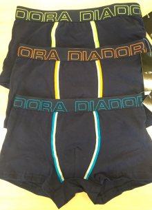 Dětské boxerky Diadora 203S 10 Mix