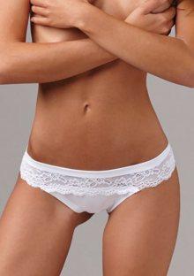 Krajkové kalhotky Lovelygirl 4727 Bílá
