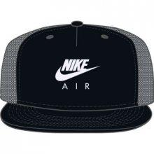 Nike U Nsw Cap Pro Red Air černá Jednotná