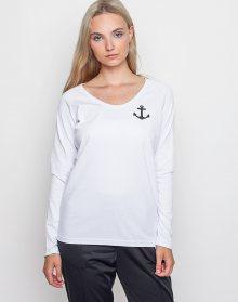 Makia Anchor Long Sleeve White S