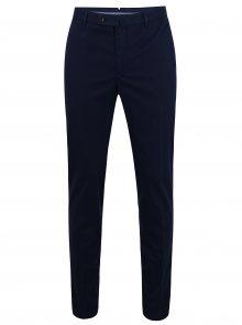 Tmavě modré chino kalhoty Hackett London