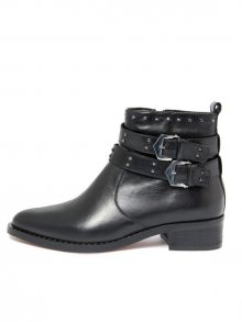 Gusto Dámské kotníkové boty 5654_METAL_JAMAICA_NERO\n\n