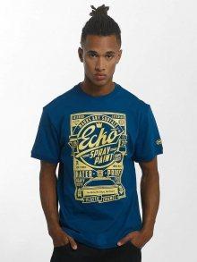 Tričko modrá M
