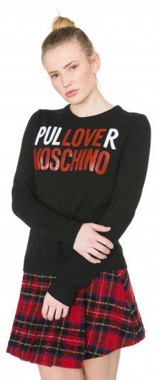 Svetr Love Moschino | Černá | Dámské | XS