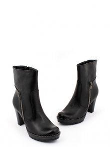 Zapato Dámské kotníkové boty 495_black