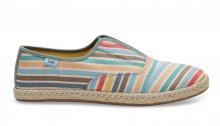 TOMS Palmera Multi Beach Stripe  Multicolor 10009799