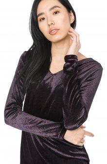 Nadia Šaty Vero Moda | Fialová | Dámské | L
