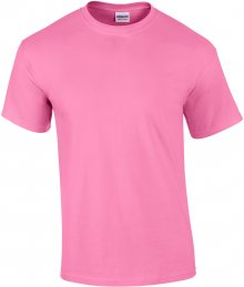 Tričko Gildan Ultra - Azalkově růžová XL