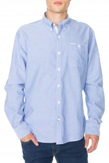 Gibson Košile Pepe Jeans | Modrá | Pánské | L