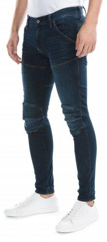 Elwood 3D Jeans G-Star RAW | Modrá | Pánské | 36/32