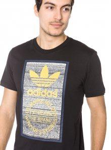 Traction Tongue Triko adidas Originals | Černá | Pánské | M