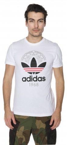 Trefoil Triko adidas Originals | Bílá | Pánské | M