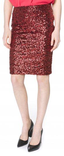 Glamour Sukně Vero Moda | Červená | Dámské | M