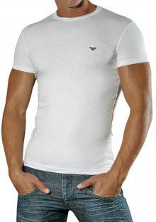 Pánské tričko Emporio Armani 111035 CC729 L Bílá