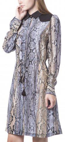 Šaty Just Cavalli   Modrá   Dámské   M