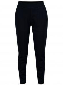 Tmavě modré kalhoty Jacqueline de Yong Alfa