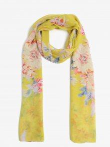 Žlutý květovaný šátek Tom Joule Wensley