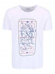 Bílé pánské tričko ZOOT Originál Hřiště