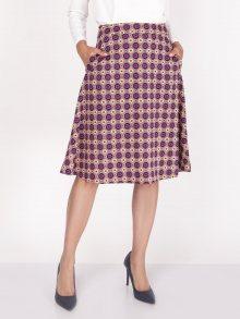 Naoko Dámská sukně AT111_VIOLET