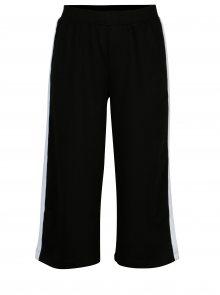 Černé culottes kalhoty ONLY Brenda