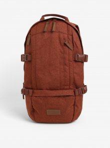 Cihlový žíhaný batoh Eastpak Floid 16 l