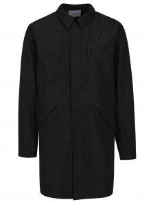 Černý funkční nepromokavý kabát Selected Homme Take Tech
