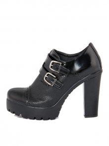 Cristin Dámské boty na podpatku VENISE3_ABRA_BOTT_NERO\n\n