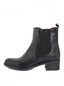 Cristin Dámské kotníčkové boty ELIA97_PELLE_NERO\n\n