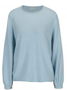 Světle modrý lehký svetr Jacqueline de Yong Anora