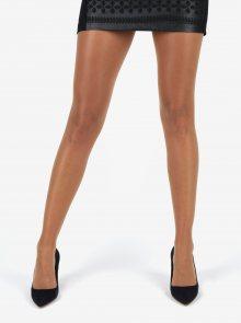 Tělové inovativní punčochové kalhoty s konstrukcí přizpůsobenou k tělu Bellinda Absolut Flex 15 DEN