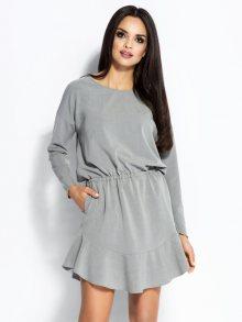 Dursi Dámské šaty DRESS 091 GREY\n\n
