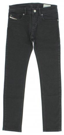 Jeans dětské Diesel   Černá   Chlapecké   6 let
