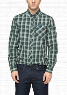 s.Oliver Pánská košile 218993_511ca zelená\n\n