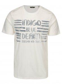 Krémové tričko s potiskem ONLY & SONS Baldur