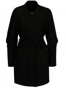 Černý lehký kabát VERO MODA Lexis
