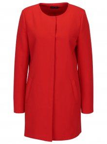 Červený kabát ONLY Cafe