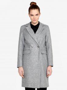 Šedý kabát ZOOT