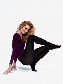 Černé punčochové kalhoty Andrea Bucci 60 DEN