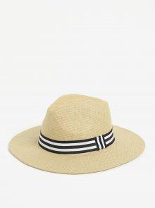 Béžový klobouk VERO MODA Sine