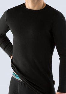 Pánské tričko GINA 78003 3XL Černá