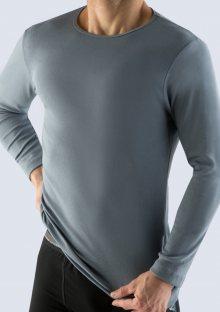 Pánské tričko GINA 78003 L Šedá