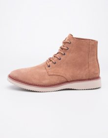 Toms Porter Toffee Suede 42