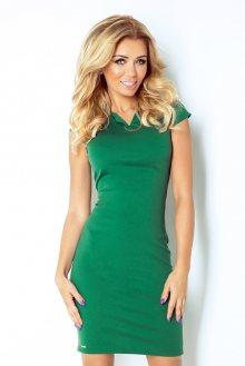 Numoco Dámské šaty zelené 132-5