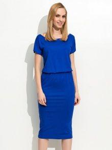 Folly Dámské šaty F05_cornflower
